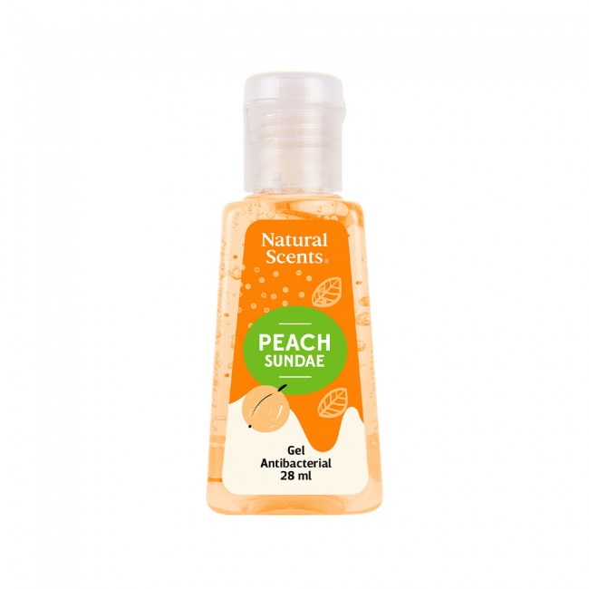 Gel Antibacterial Peach Sundae 28 ml
