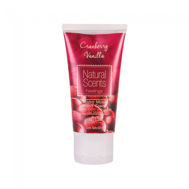 Crema de Manos Cranberry Vanilla 60 ml