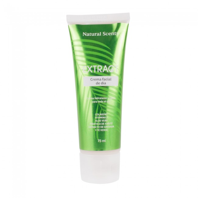 Crema Facial de Día 75 ml