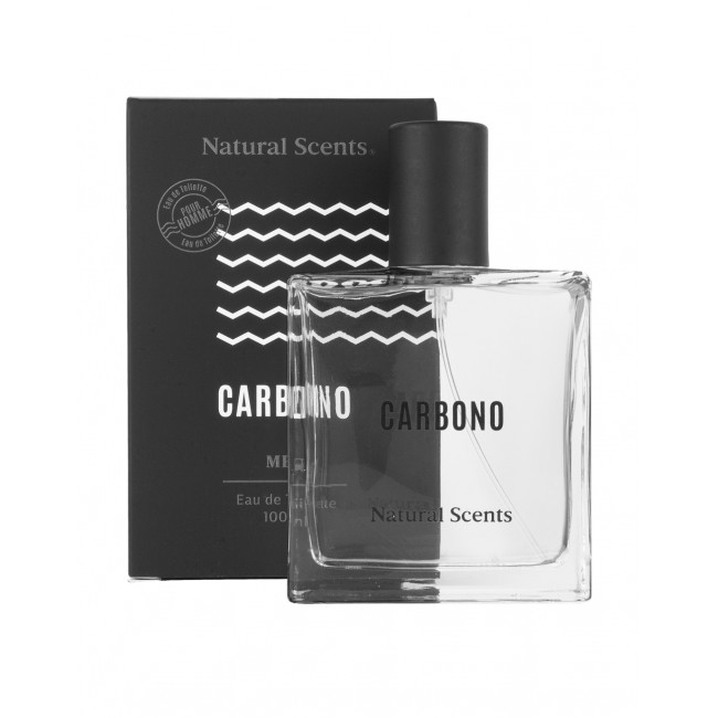 Eau de Toilette Carbono 100 ml