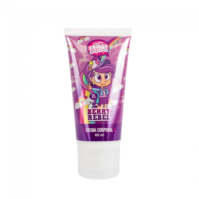 Crema Corporal Berry Rebel 60 ml