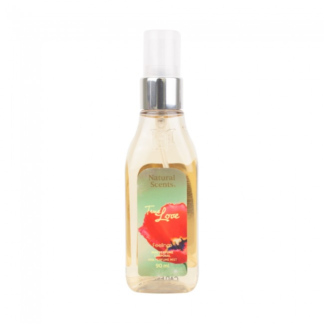 Fragancia Corporal Mini True Love 90 ml