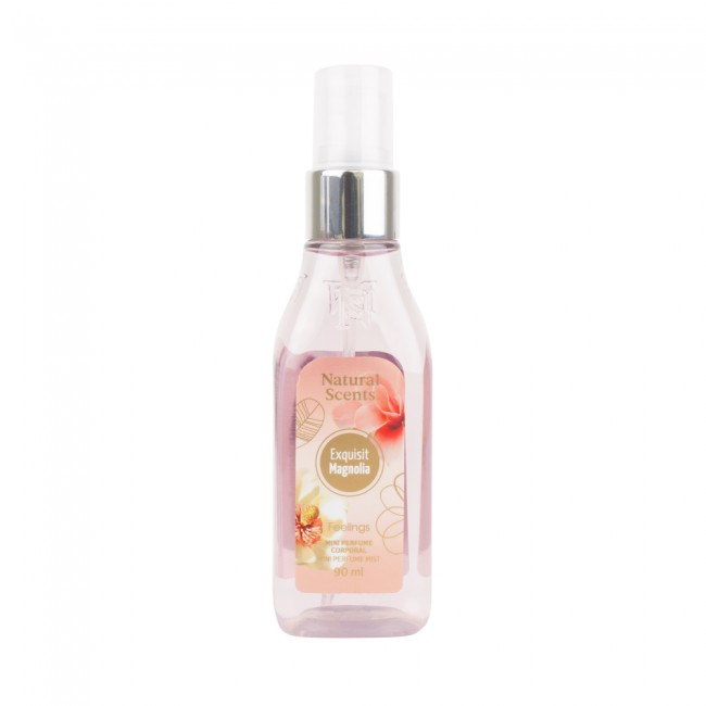 Fragancia Corporal Mini Exquisit Magnolia 90 ml