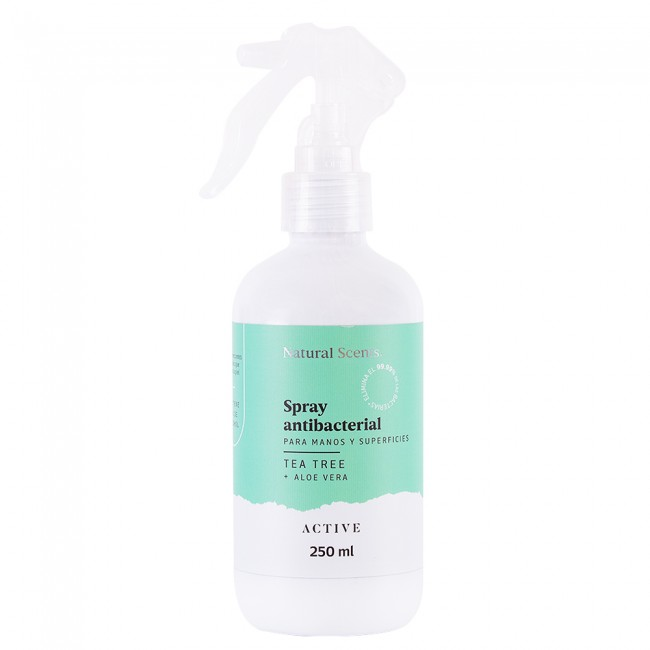 Spray Antibacterial Árbol de Té 250 ml