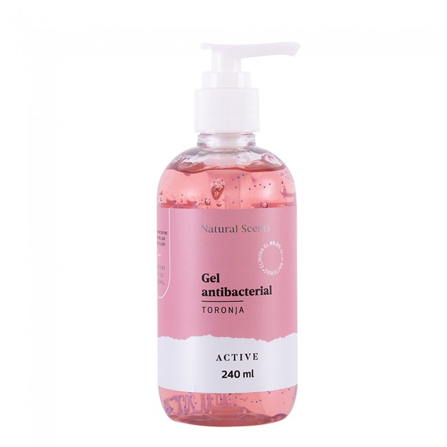 Gel Antibacterial Toronja 240ml