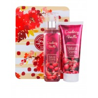 Duo Box Metálico Cranberry Vanilla 2 pz