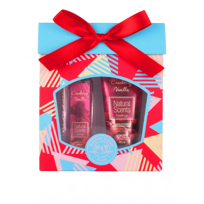 Mini Kit Duo Cranberry Vanilla 2 pz