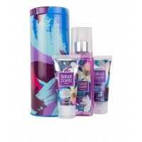 Mini Kit Travel Lata Metálica White Orchid 3 pz