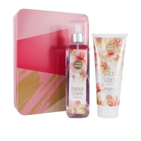 Duo Box Metálico Exquisit Magnolia 2 pz
