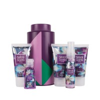 Travel Metálico White Orchid 5 pz