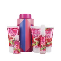Travel Metálico Watermelon Berry 5 pz