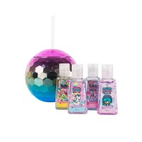 Mini Kit Bola Disco Onix NIÑAS 4 pz